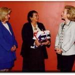 Democratic Party Women's Tea, May 29, 1996