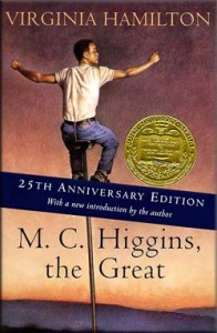 m.c. higgins, the great - recorded book